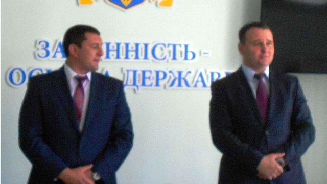 У Черкасах представили нового прокурора