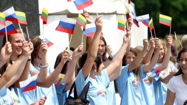 Литовський депутат закликав бойкотувати свято російської культури у Вільнюсі