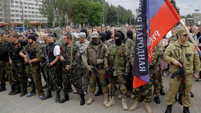 На Запоріжжі затримали ватажка бойовиків ДНР, - СБУ
