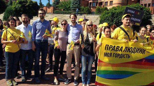 Депутат Лещенко впевнений, що наступний марш ЛГБТ-спільноти буде на Хрещатику