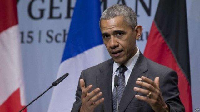 Санкції проти РФ скасовувати не будуть, - Барак Обама