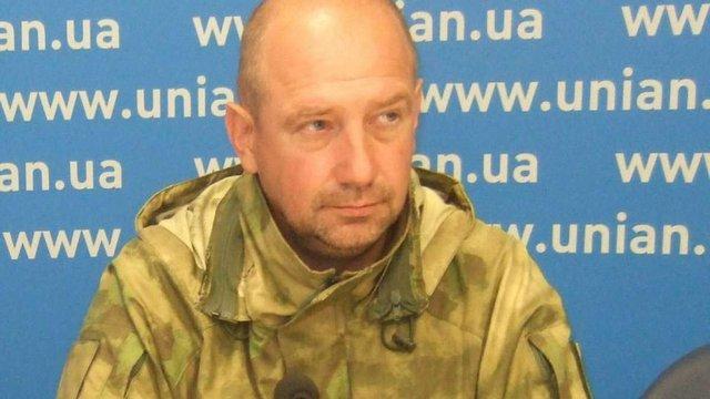 Екс-комбат «Айдару» Мельничук повідомлений про підозру, - ГПУ