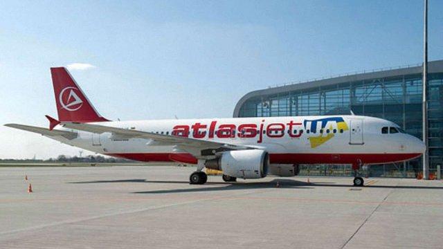 Atlasjet запустить новий авіарейс між Львовом та Києвом