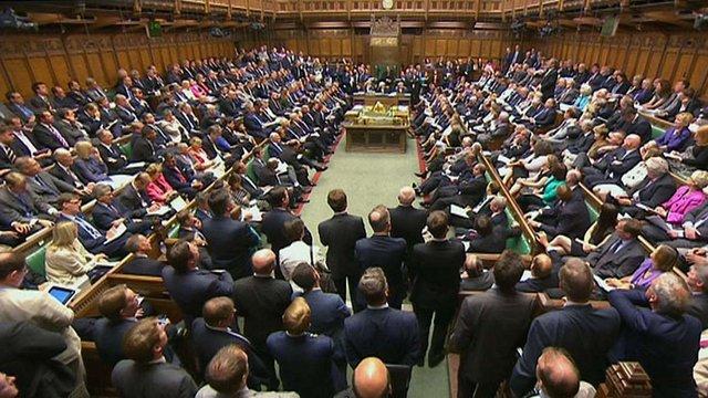 Парламент Великобританії схвалив проведення референдуму про вихід з ЄС