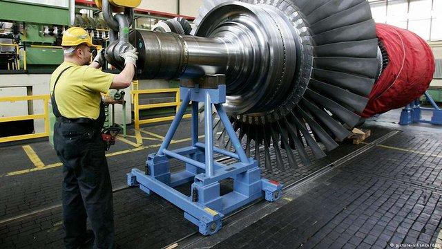 Концерн Siemens заявив, що «Турецький потік» втрачає свою актуальність для ринку ЄС