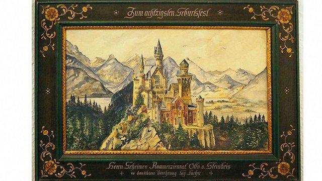 На аукціоні у Німеччині продаватимуть твори Гітлера
