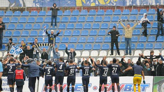 Футбольний клуб «Металург» (Донецьк) припинив існування