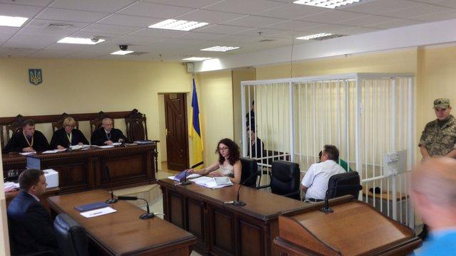 Арешт Єрофєєва законний, – рішення апеляційного суду