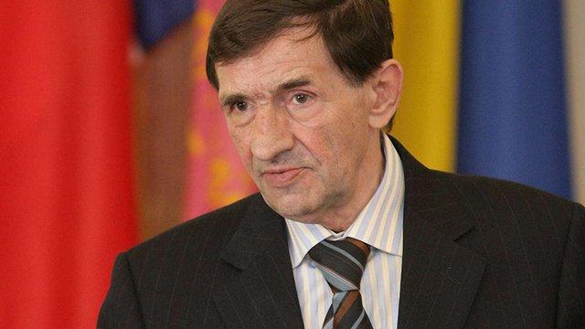 В Маріуполі помер почесний президент футбольного клубу «Іллічівець» Володимир Бойко