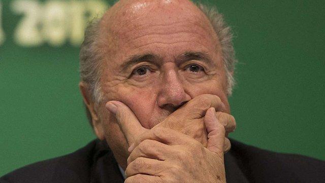 Європарламент закликав до негайної відставки президента FIFA