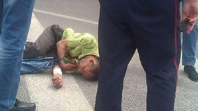 У Львові п'яний самогубець-невдаха втік з лікарні