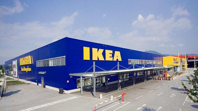 Компанія IKEA не планує відкривати свої магазини в Україні
