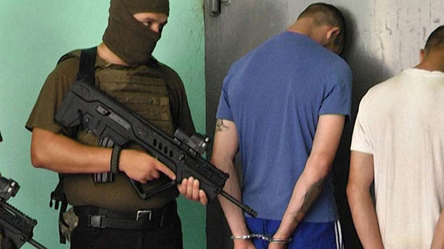 Міліція затримала 5 підозрюваних у нічній різанині в Харкові