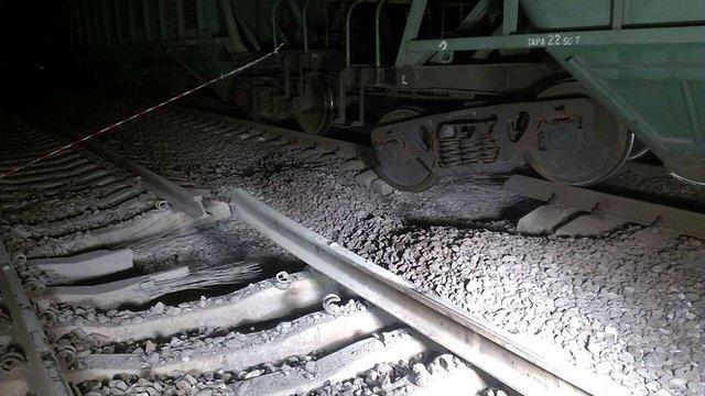 СБУ встановила організаторів підриву залізничної колії під Одесою