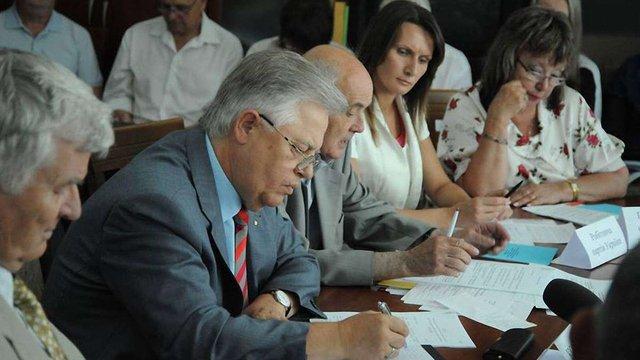 Симоненко і Вітренко об'єдналися у «Ліву опозицію»