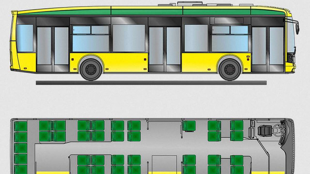 Львів купив перший електробус за ₴9 млн