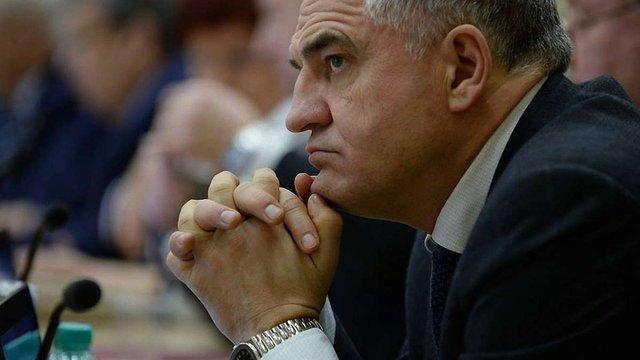 Тамбовський сенатор висловив намір піти з Ради Федерації Росії