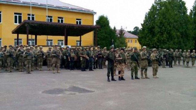 На Яворівському полігоні стартував II етап українсько-американських навчань