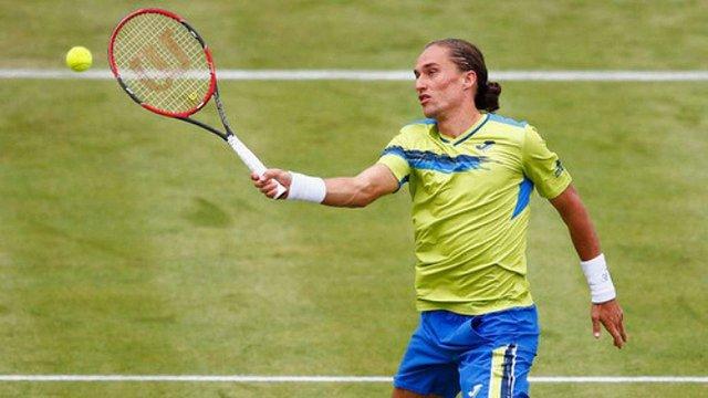 Український тенісист Долгополов сенсаційно обіграв екс-першу ракетку світу