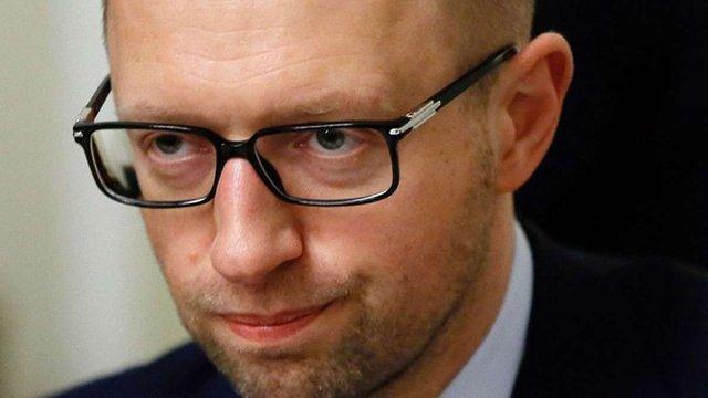 Яценюк наказав негайно змінити керівництво «Укргазвидобування»