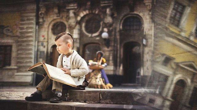 У Львові визначили переможця фотоконкурсу «Місто, що надихає книгу»