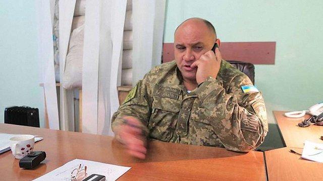 Генерал МВС: Незгодні бійці «Торнадо» можуть сидіти в обороні «аж до синіх віників»