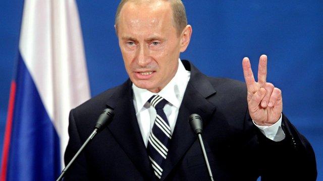 Путін заявив, що Україна і Росія приречені на спільне майбутнє