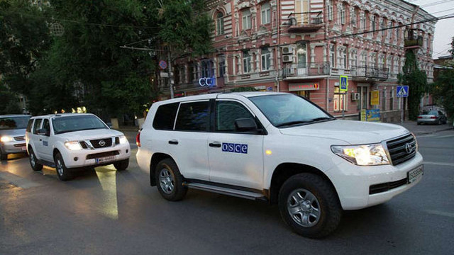 ЄС забезпечить спостерігачів ОБСЄ новими автомобілями і супутниковими знімками зони АТО