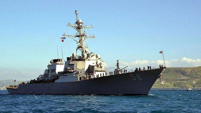 ВМС США направили ще один ракетний есмінець до Чорного моря