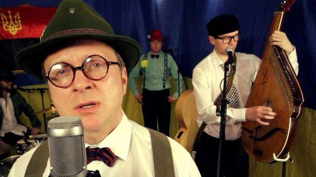 Радник міністра культури заспівав пісню про «злих піндосів» (відео)