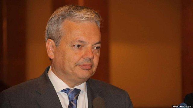 Бельгія почала розблоковувати рахунки російського посольства