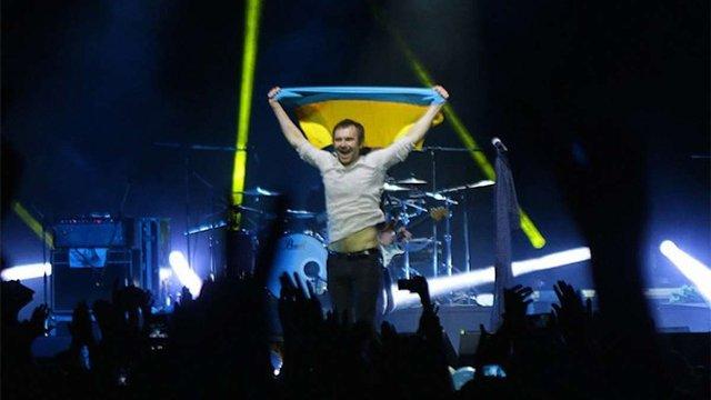 На стадіонах Білорусі заборонили вмикати пісні «Океану Ельзи» і Brutto