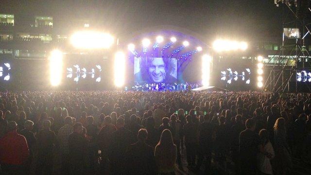 Концерт пам'яті «Кузьми» у Львові зібрав 40 тис. слухачів