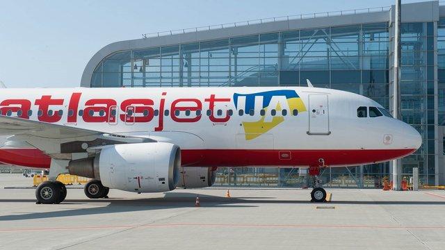Лоукост Atlasjet може втратити дозвіл на  внутрішні українські рейси