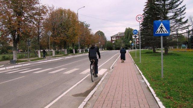 Цього року у Львові прокладуть рекордну кількість велодоріжок