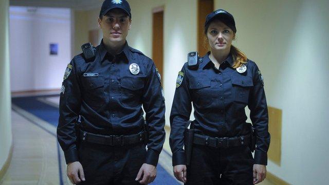 Уряд затвердив форму нових українських поліцейських (фото)