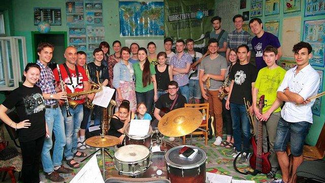 Львівська школа джазу стала учасником Alfa Jazz Fest