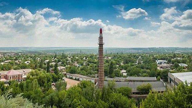 Терористи «ДНР» підірвали інсталяцію французького художника у Донецьку