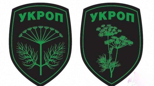 Автор логотипа «Укроп» передасть кошти за нього дитячим будинкам