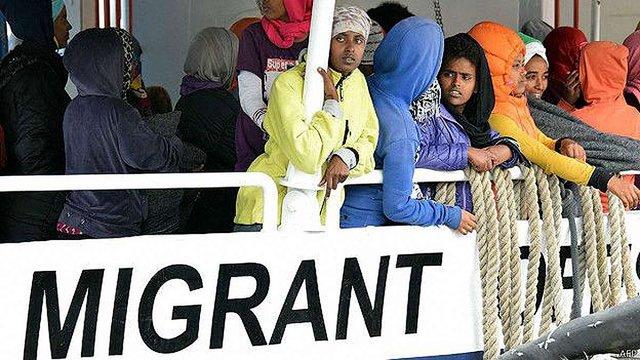 Країни ЄС домовилися перерозподілити 40 тисяч мігрантів