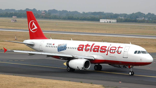 Авіакомпанія Atlasjet отримала дозвіл на маршрут Львів-Стамбул