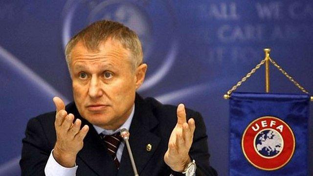 Григорія Суркіса вдруге обрали віце-президентом УЄФА
