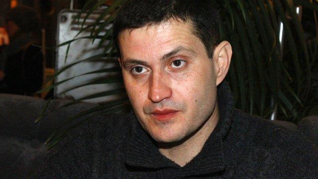 Ахтем Сеїтаблаєв зніме фільм за романом Андрія Кокотюхи