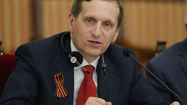 Фінляндія не пустила спікера російської Держдуми на сесію асамблеї ОБСЄ