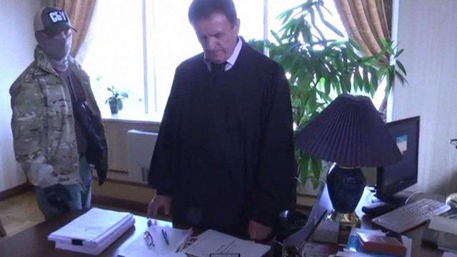 Зник голова Апеляційного суду Києва, дозвіл на арешт якого надала Верховна Рада