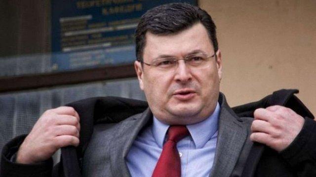 Міністр охорони здоров'я Квіташвілі написав заяву про відставку, - БПП
