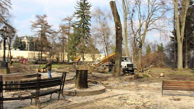 Суд може заборонити реконструкцію площі Св. Юра у Львові