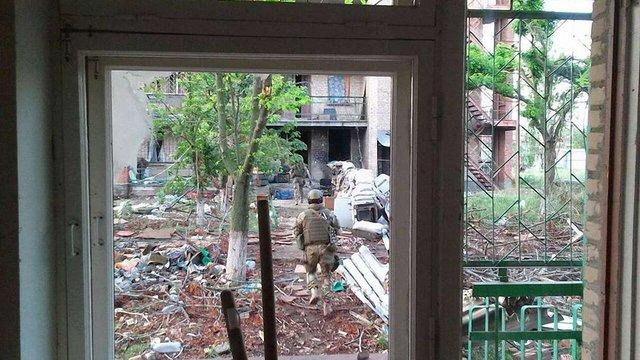 Бойовики уночі обстріляли Широкине, Староігнатівку, Богданівку