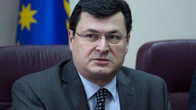 Квіташвілі подав у відставку з посади міністра охорони здоров'я