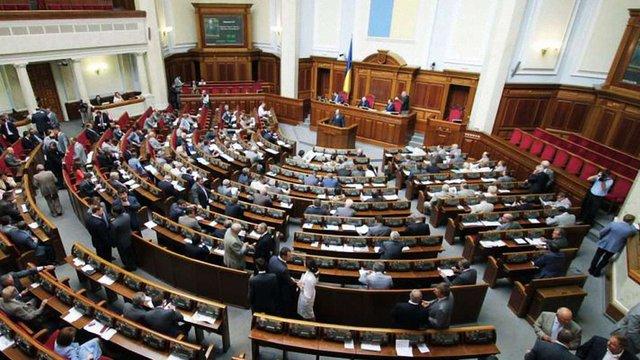 ВР прийняла закон про реструктуризацію валютних кредитів